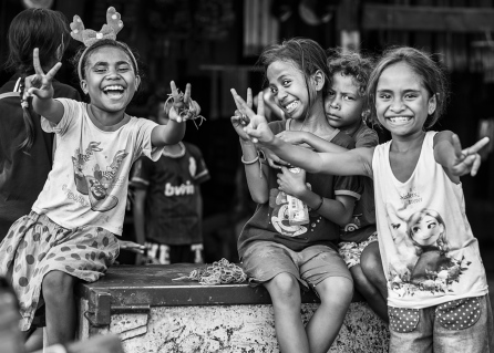 Kids of Dili